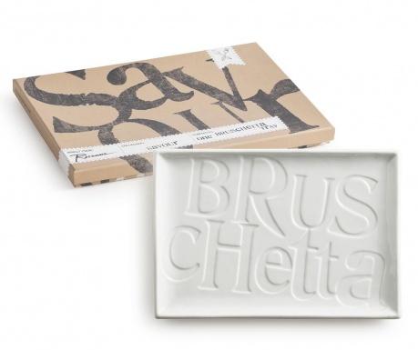 Pladanj za predjela Bruschetta
