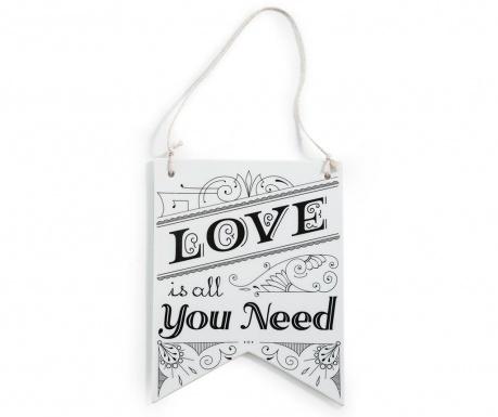 Ukras za vrata Love Is All You Need
