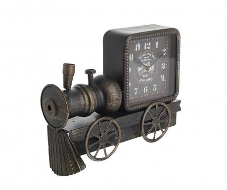 Stolové hodiny Locomotive