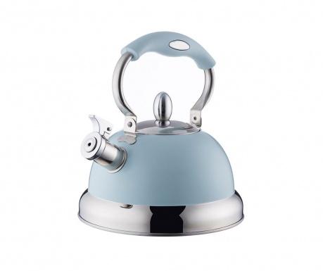 Ceainic cu fluier Beryl Blue 2.5 L