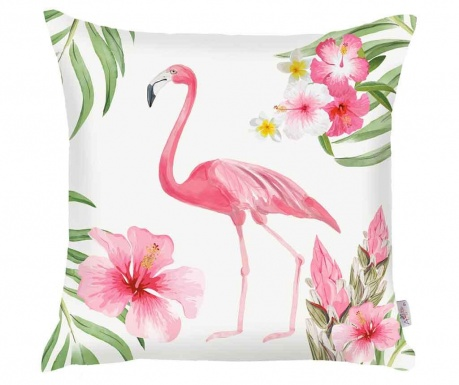 Fata de perna Tropical Flamingo 43x43 cm