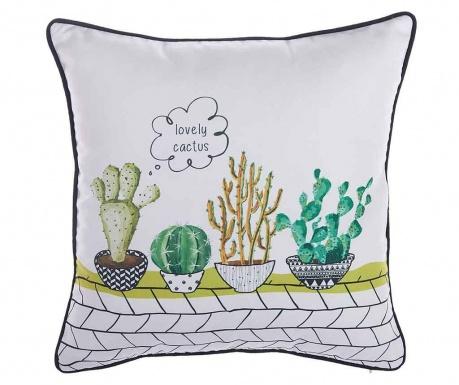 Fata de perna Lovely Cactus 43x43 cm
