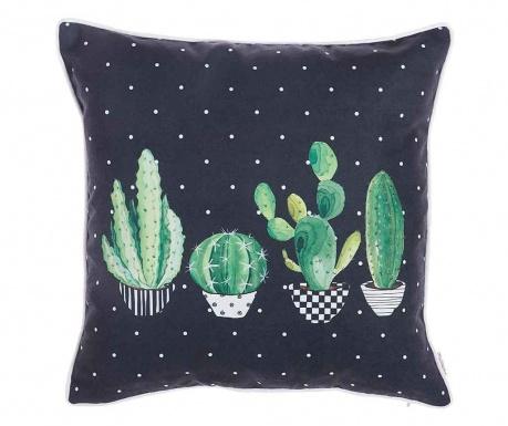 Fata de perna Night Cactus 43x43 cm