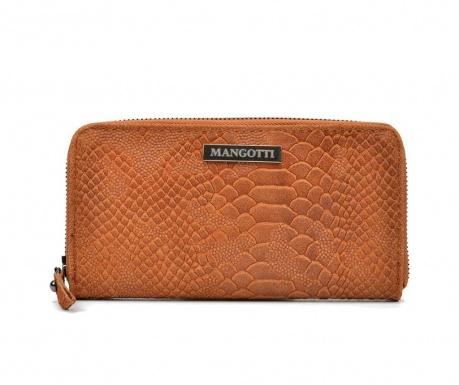 Peňaženka Maiden Cognac
