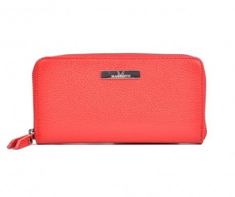 Peňaženka Lucille Red