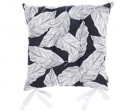 Perna de sezut Geometric Palm Leaf 37x37 cm