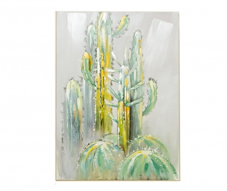 Tablou Cactus 75x100cm