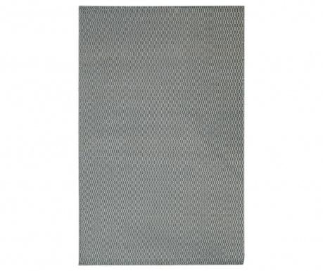 Covor Flat Light Blue 100x150 cm