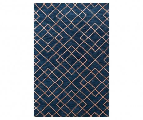 Covor Highway Dark Blue 122x183 cm