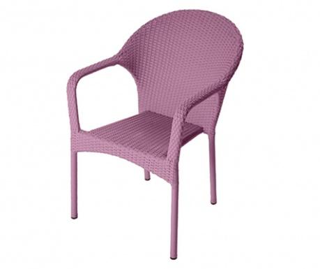 Exteriérová stolička Brevin Bordeaux