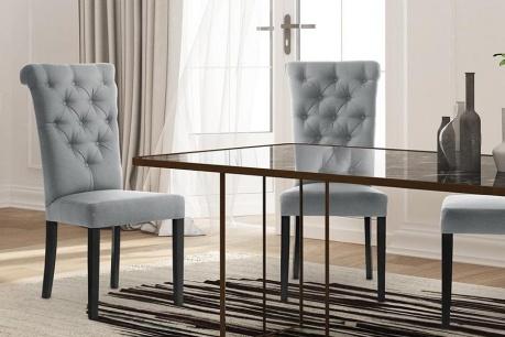 Elegantné stoličky
