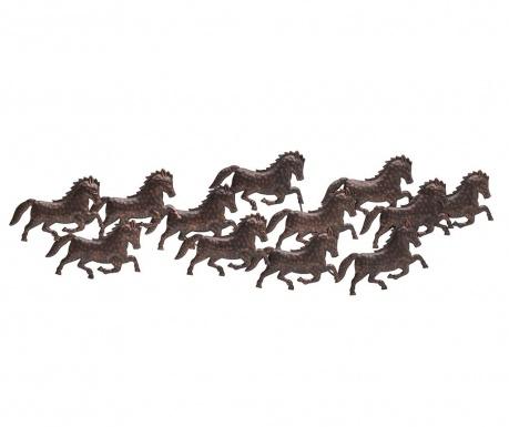 Free Horses Fali dekoráció