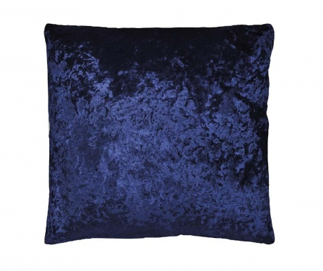 Perna decorativa Ice Dark Blue 45x45 cm