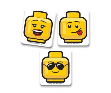 Lego 3 db Radírgumi