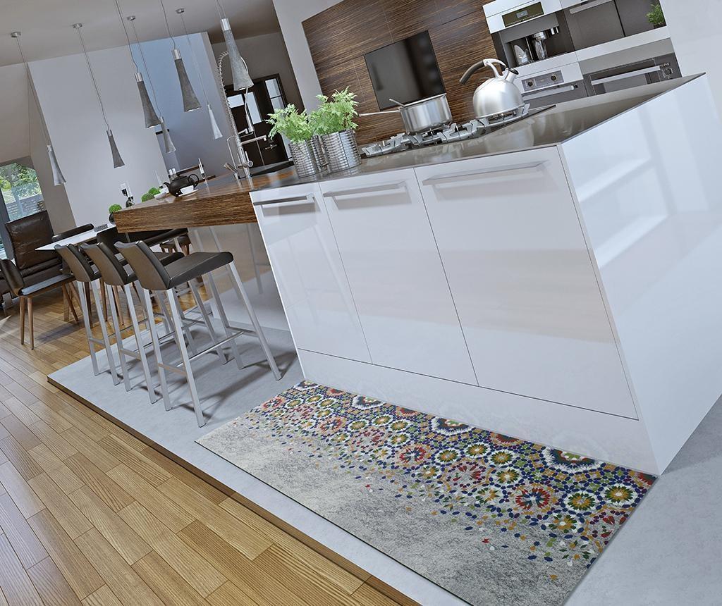 Tepih Sprinty Mosaico 52x100 cm