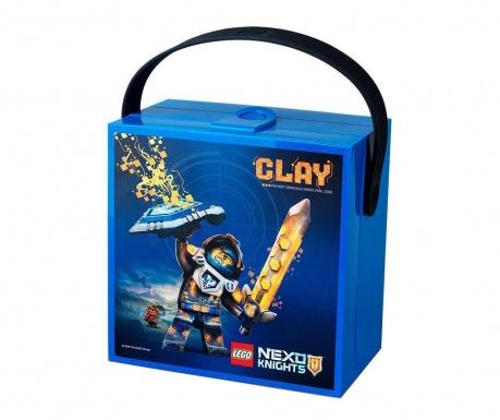 Lego Nexo Handle Uzsonnás doboz