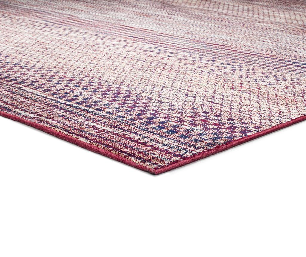 Preproga Belga Style Red 70x220 cm