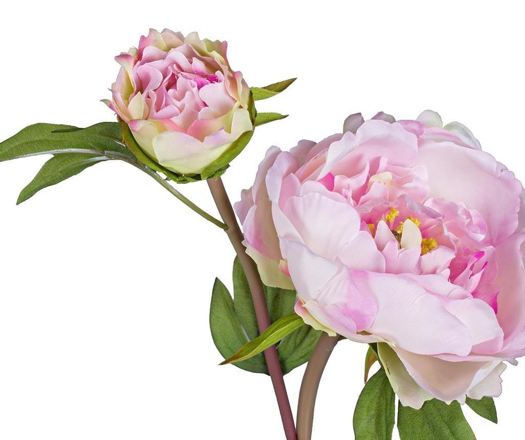 Umetni cvet Peony Pink