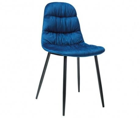 Krzesło Simon Navy Blue