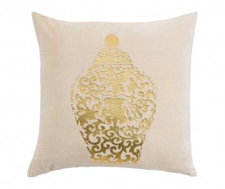 Διακοσμητικό μαξιλάρι Boreano Cream