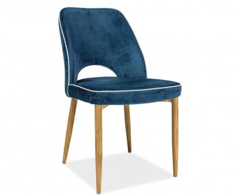 Krzesło Saul Blue