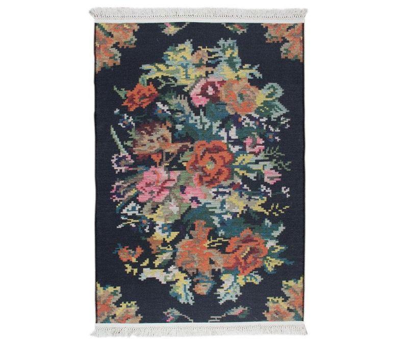 Tepih Melinda Black 120x180 cm