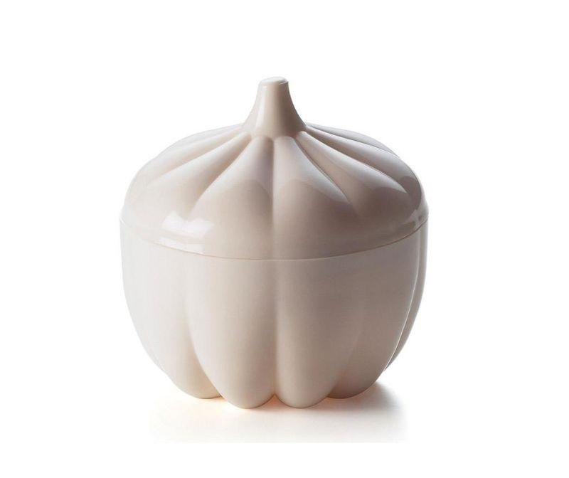 Posuda za češnjak s poklopcem Allium
