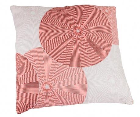 Διακοσμητικό μαξιλάρι Spin Red 45x45 cm
