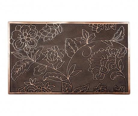 Golden Flowers Lábtörlő szőnyeg 45x75 cm