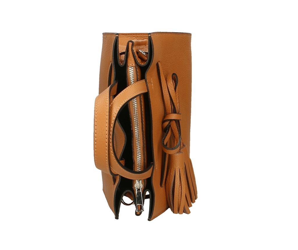 Дамска чанта Gaia Brown