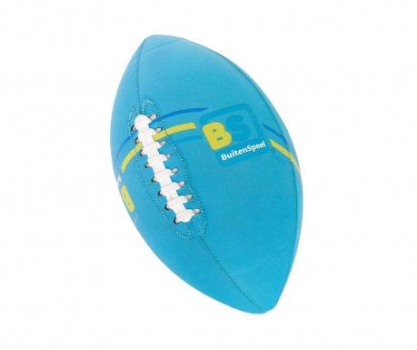 Надуваема топка Rugby Blue