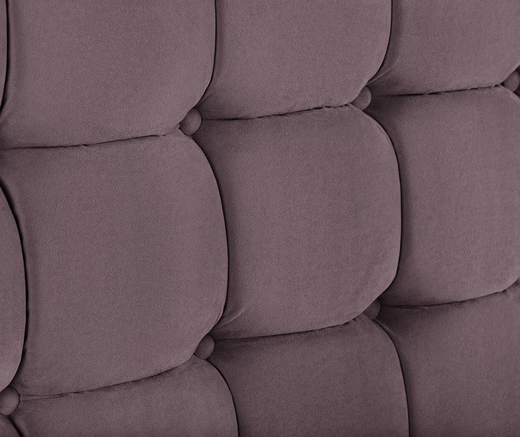 Tablie de pat Milla Lavender 140 cm