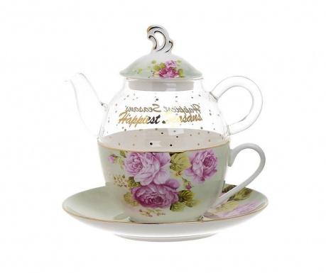 Set čajnik sa šalicom i tanjurić Inspiration