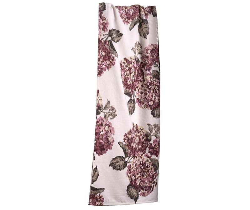 Kopalniška brisača Ortensia Old Pink 102x146 cm