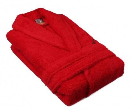 Austen Red Unisex fürdőköpeny