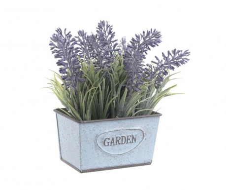 Garden Lavender Művirág virágcserépben
