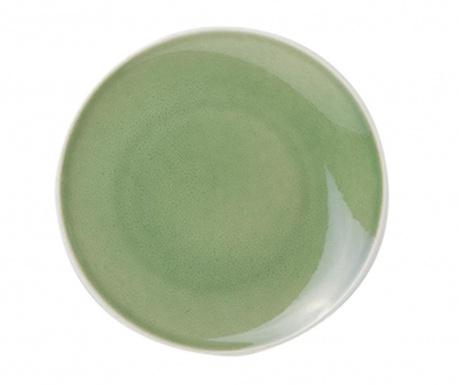 Tanjur za desert Chrome Green
