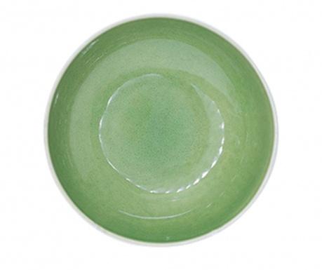 Duboki tanjur Chrome Green