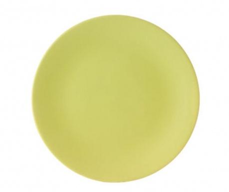 Plitki tanjur Serena Green