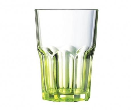 Čaša Crazy Colors Green 400 ml