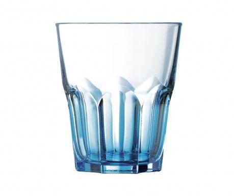 Čaša Crazy Colors Blue 300 ml