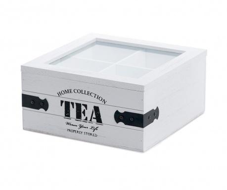 Demeter Small Tea Teatartó doboz fedővel