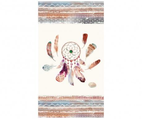 Ručnik za plažu Feathers 100x180 cm