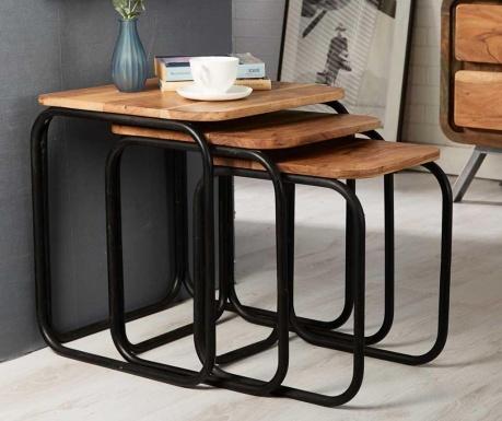 Aspen 3 db Asztalka