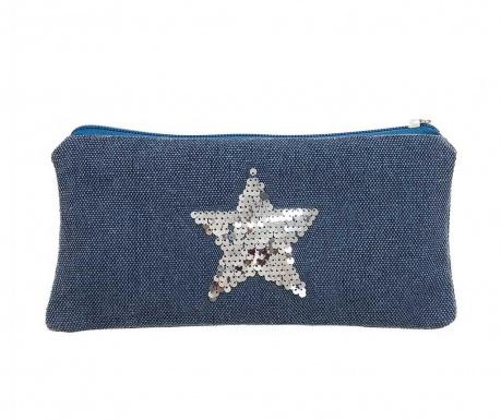 Kozmetička torbica Estrella Plata S