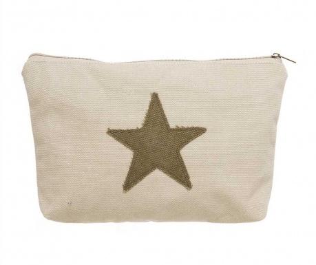 Kozmetička torbica Estrella Plata Wide Cream