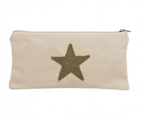 Kozmetička torbica Estrella Plata Small Cream