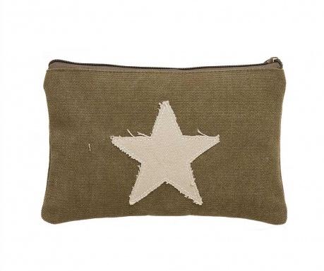 Kozmetička torbica Patch Star Boa Wide