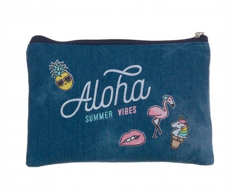 Kozmetička torbica Aloha