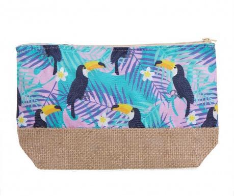 Kozmetička torbica Tropical Tucan